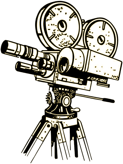 Movie camera - Cinesprit Documentary